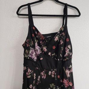 💜Floral💜Torrid Dress